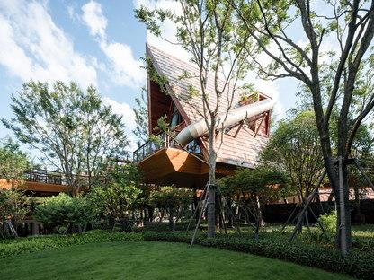 Una vacanza nella storia del luogo, aoe architects