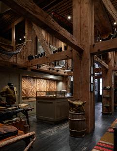 Storytelling architettonico di Heliotrope Architects a NYC