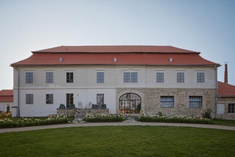 Una storia lunga, Kocanda Kravsko di ORA Architects