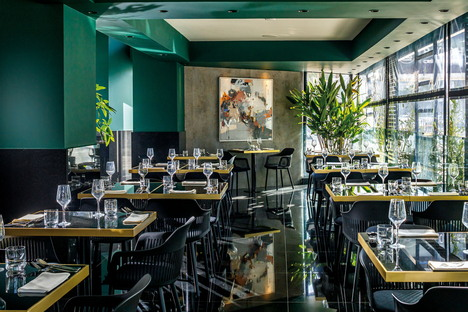 RECS Architects, Il Ferrarino a Casablanca