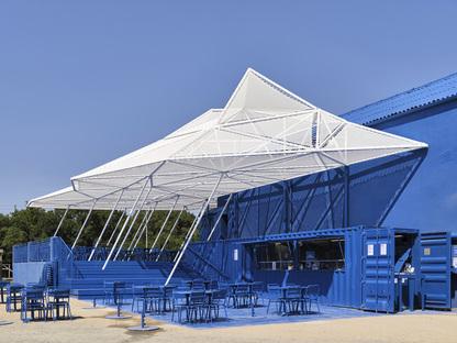 Atelier YokYok, Station Nuage a Saint Sébastien sur Loire
