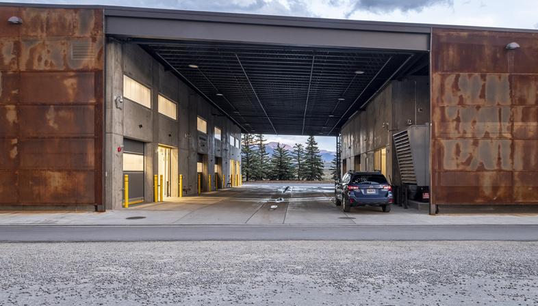 Ripensare un'infrastruttura in chiave ambientale, CLB Architects
