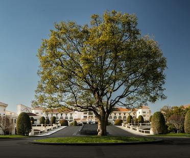 Suning Zhongshan Golf Resort, un recupero firmato CCD a Nanjing