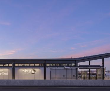 Trasporto pubblico sull'acqua a Seattle, nuova terminale di SRG Partnership