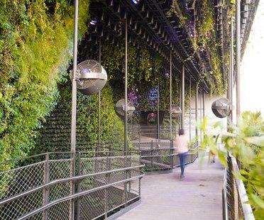 WOHA ha firmato un padiglione davvero green per l'Expo Dubai 2020