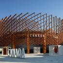 TRACES di KANVA al padiglione del Canada all'Expo 2020 Dubai