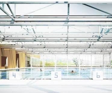 Progetto per una piscina naturale all'avanguardia in Svizzera