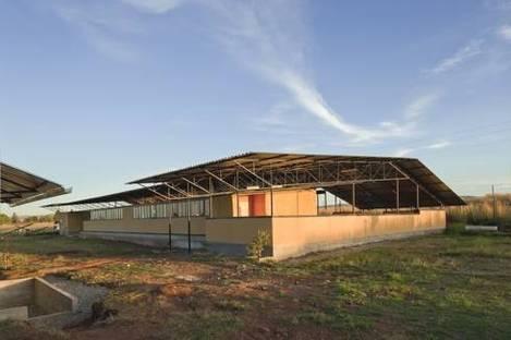 Iphiko – scuola elementare ed eco-efficiente per una township nei pressi di Johannesburg