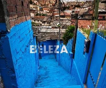 "Street Art sociale e sostenibile: ""Luz nas Vielas"""