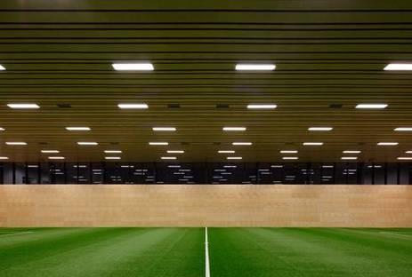 Sport ed architettura sostenibile a Vienna