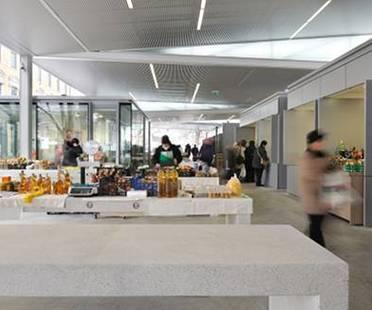 Nuovo mercato a Celje dello studio arhitektura krušec