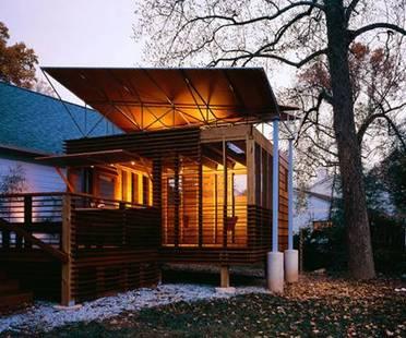 Butterfly Pavilion: uno spazio per il tempo libero