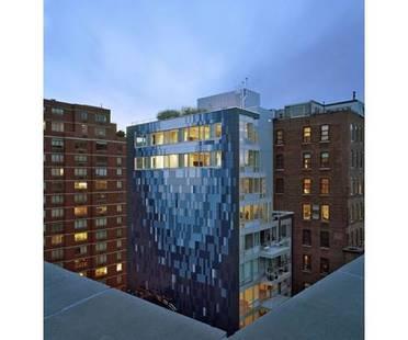Avant Chelsea, un luogo invitante a New York. 1100 Architect.