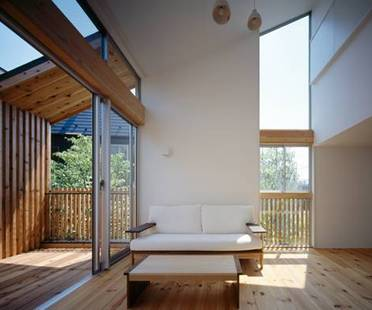 Seirinkyo Houses – casa bifamigliare a Tokyo