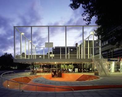 BasketBar – vivere la città. NL Architects