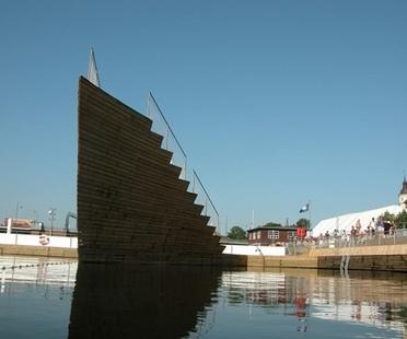 The Harbour Bath, Copenhagen, Julien De Smedt.