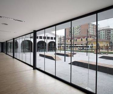Espacio VIAS Youth Art Centre: un progetto di rivitalizzazione urbana.