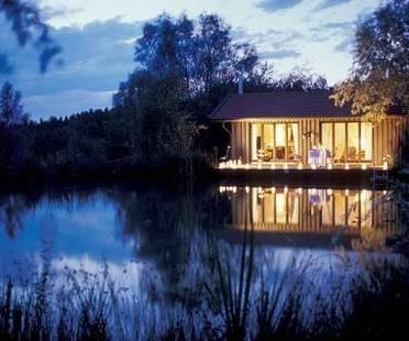Architettura premiata per una vacanza tutta relax