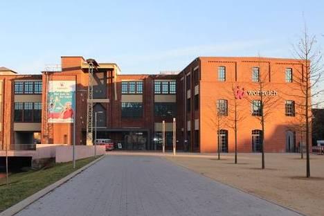 Museum Wortreich. Rivitalizzazione del centro città.