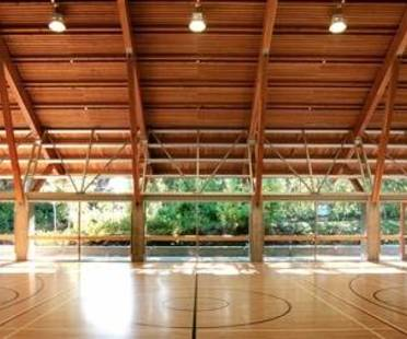 Gleneagles Community Centre, Patkau Architects.