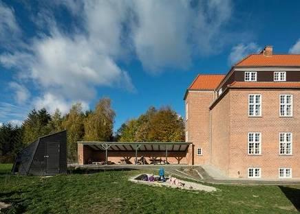 Asilo infantile Svaneparken - un'esempio di riuso.