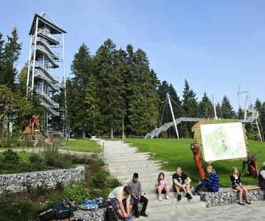 Skywalk Allgäu: a tu per tu con gli alberi.