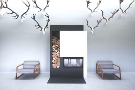 Costruire nel paesaggio: Hunting Lodge di Basarch