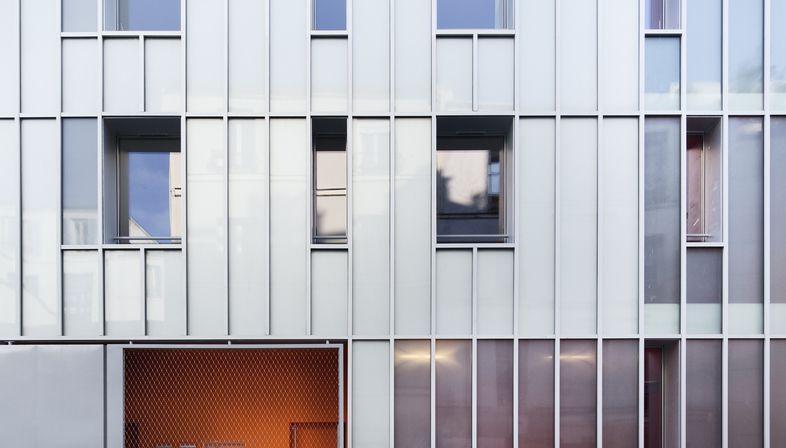 Crystal Box, housing secondo il Piano Clima di Parigi.