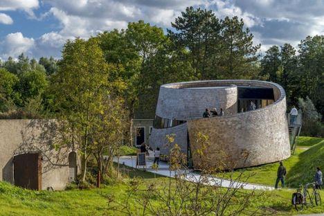 Patrimonio UNESCO e architettura contemporanea. Pavilion Puur.