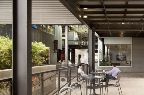 Flato Architects: AIA Cote Top Ten Pearl Brewery/Full Goods Warehouse