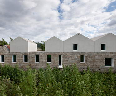 Laboratorio del Paesaggio, Cannatà&Fernandes arquitectos