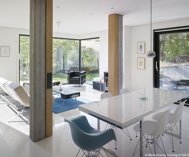Vivere in campagna con l'architettura contemporanea. 1100 Architect.
