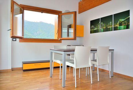 Vacanze in classe A. Villaggio ecocompatible CasaSelvino.