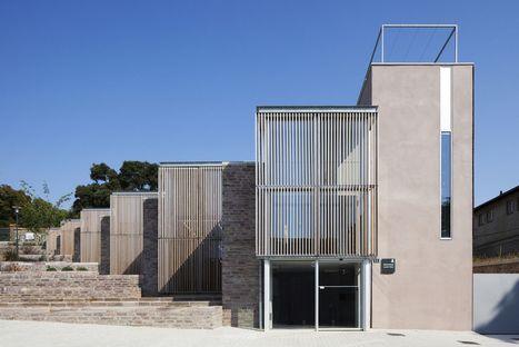 Quartiere Lucien Rose a Rennes. Atelier Du Pont.