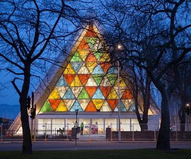 Architettura per l'emergenza Shigeru Ban e la sua Christchurch Cathedral.