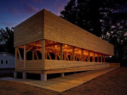 Architecture and Design Film Festival a New York.