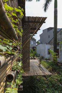 Architettura sostenibile. BB Home di H&P Architects, Vietnam.