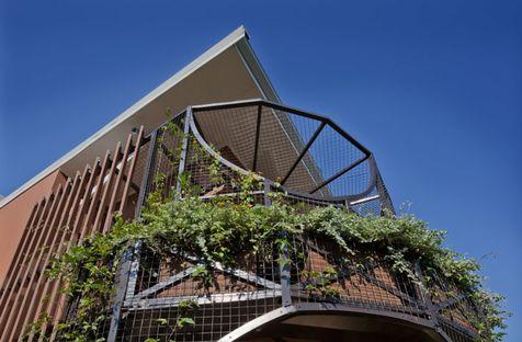Architettura verde: House Jones di ERA Architects, Sudafrica.