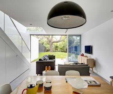 Cosgriff House: Rimodernamento sostenibile.