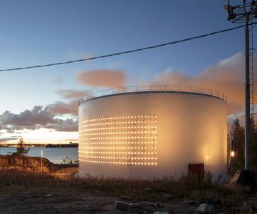 Architettura e Lighting Design: Silo 468 Helsinki