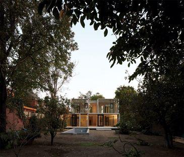 Dialogo con il giardino: Casa La Cañada, Ricardo Torrejón.