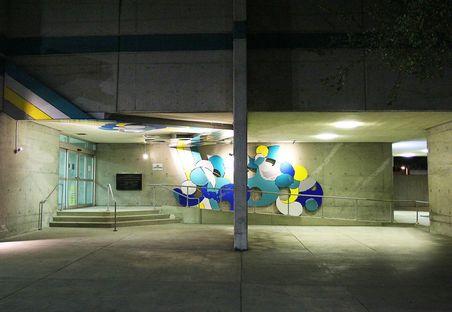 """Arte a Los Angeles: """"Nembi"""" di Elena Manferdini"""