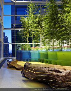 ASLA Professional Awards: The Crown Sky Garden, Chicago.