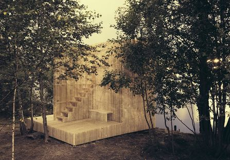 """Natura e consapevolezza. Un padiglione """"trasparente"""" in Norvegia."""