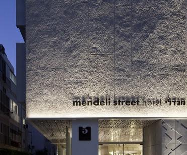 Concept Hotel a Tel Aviv: Mendeli Street.