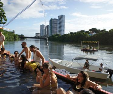 Recife, Brasile: Un workshop per salvaguardare il fiume.