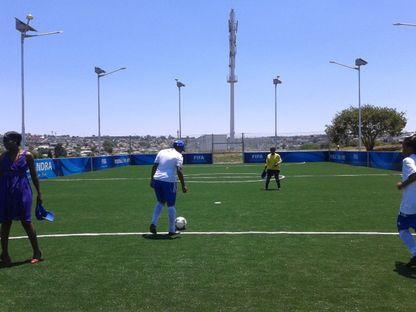 Alexandra Football for Hope Centre, Johannesburg.