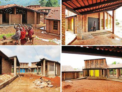Early Childhood Development Centres in Ruanda. ASA studio.