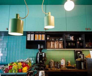 Greenheart Espresso. Matt Woods Design.