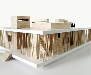 Architettura in India: Casa Rana di Made in Earth, un progetto responsabile